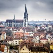 Stock Photo: Cathedral Regensburg