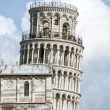 Stock Photo: Leaning Tower Pisa