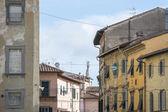 Dilapidated houses — Stock Photo