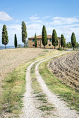 Landscape Tuscany — Stock Photo