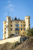 Castle Hohenschwangau — Stock Photo