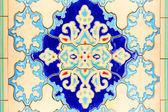 Pattern Grand Sultan Qaboos Mosque — Foto Stock