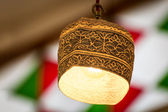 Omani lamp cap — Stock Photo