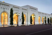 Place Sultan Qaboos Palace — Stockfoto
