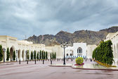 Place Sultan Qaboos Palace — Stock Photo