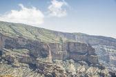 Canyon Jebel Shams — Foto de Stock