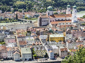 View to Passau — Stock Photo