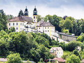 Pilgrimage church Maria Hilf — Stock Photo