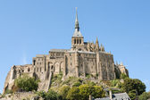 Mount St Michel in Normandy — Stock Photo