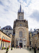 Cathedral Aachen — Stock Photo