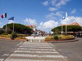 ラカノー オセアンにある海の中央広場 — ストック写真