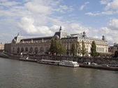 The Musee d'Orsay — Foto Stock