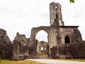 Sauve-Majeure Abbey — Stock Photo