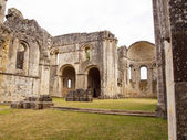 Sauve-Majeure Abbey — Stock Photo