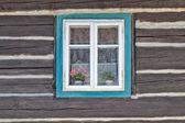 Window like a fairy tale — Stock Photo