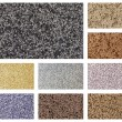 Variation of colorful carpet — Stock Photo #13767960