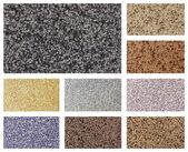 Variation of colorful carpet — Stock Photo