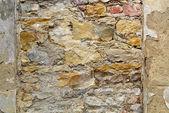 Stary mur — Zdjęcie stockowe
