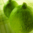Green pumpkin - Foto de Stock