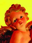 Standbeeld van engel — Stockfoto