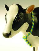 Cow figure — Stock Photo