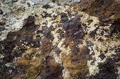 Rock strakaté barev — Stock fotografie