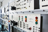 Electronic laboratory — Stock Photo