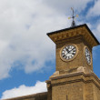 King's Cross Station clock tower — Stock Photo #26474149