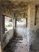 Dilapidated abandoned house — Stock Photo