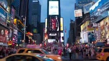 New York City Timelapse — Stock Video
