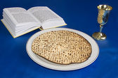 Passover Matzo — Stock Photo