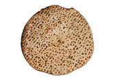 Traditional Jewish Matzo — Stock Photo