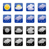 Meteosigns — Stockvector