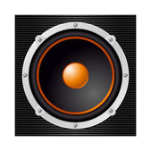 Loudspeaker — Stock Vector