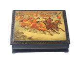 Caja vintage para joyería — Foto de Stock