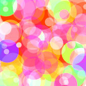 Color background, circles — Stock Photo