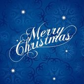 圣诞快乐。矢量. — 图库矢量图片
