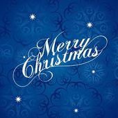 Wesołych świąt bożego narodzenia. wektor. — Wektor stockowy