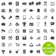 Royalty-Free Stock Vektorgrafik: 60 valuable creative business icons
