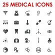 Royalty-Free Stock Vector Image: Healthy icons vector