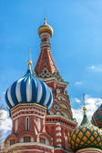 St Basil's Cathedral close up — Stock Photo