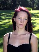 Woman model — Zdjęcie stockowe