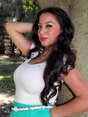 Mulher mexicana — Fotografia Stock