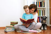 Read together — Stock Photo