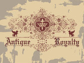 Antique Royalty — Vector de stock