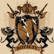 Stockvektor : Royalty