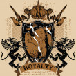 Royalty — Vector de stock #40705859