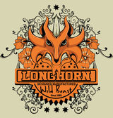 Longhorn — Vecteur