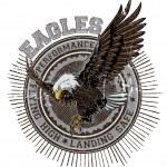 Постер, плакат: Eagles