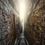 ������, ������: Dark an gloomy alley